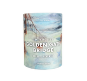 San Fransisco Golden Gate Bridge National Park Candle