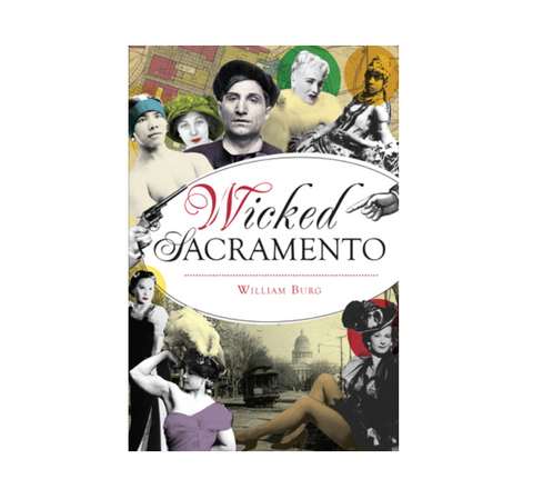 Wicked Sacramento Book