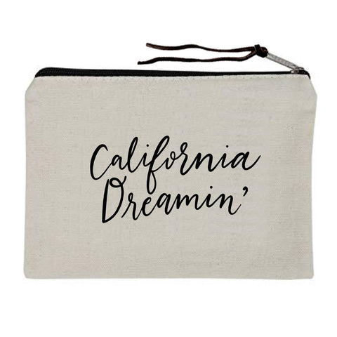 California Dreamin' Travel Pouch