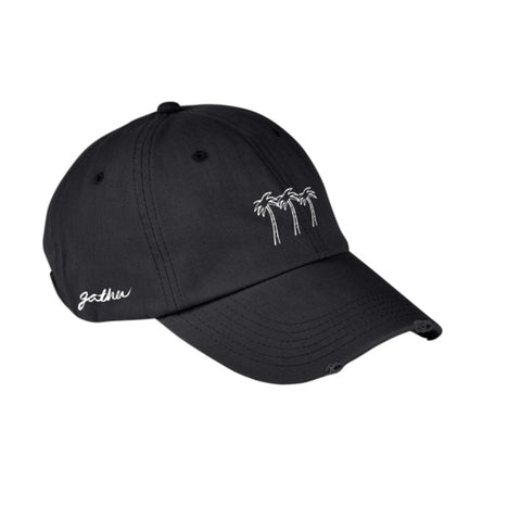 GATHER Palm Trees Cap