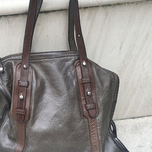 Load image into Gallery viewer, Vive La Difference/Black brown Tote - OBEIOBEI