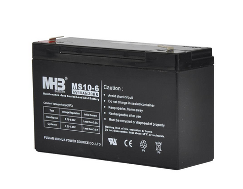 6 Volt 12 Ah Battery