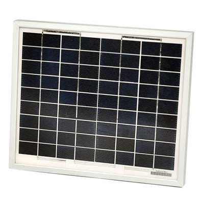 10 W Framed Solar Panel - Gallagher Fence