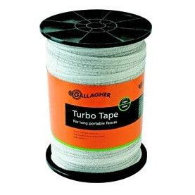 "Turbo Tape - 1.5"" Width - Gallagher Fence"