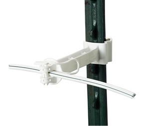 "T-Post 5"" Offset Insulator - Gallagher Fence"