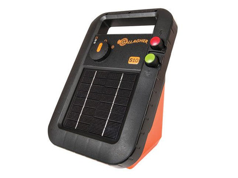 Gallagher S10 Solar Fence Charger - Gallagher Fence - 1