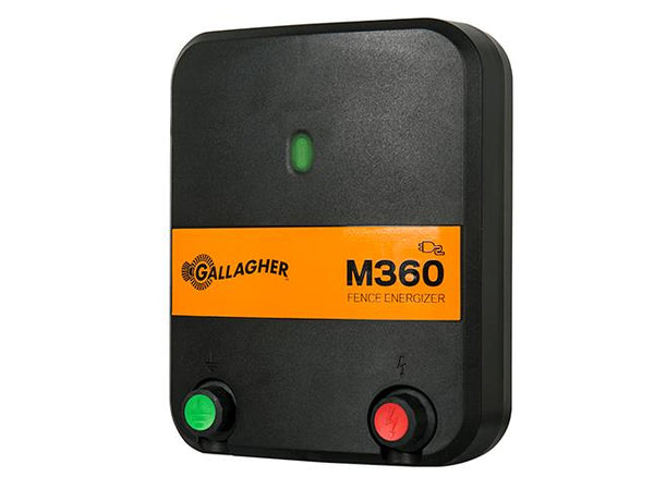 Gallagher M360 Mains Fence Charger Energizer Gallagher