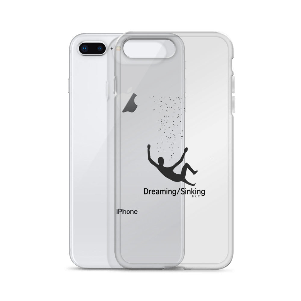Dreaming/Sinking iPhone Case