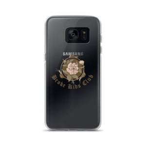 Flowers N' Snails Samsung Case