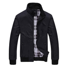 Load image into Gallery viewer, DIMUSI Mens Pilot Bomber Jacket Male Fashion Baseball Hip Hop Streetwear Coats Men Slim Fit Windbreaker Coat Brand Clothing 4XL