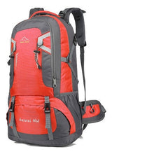 Load image into Gallery viewer, 60L waterproof unisex men backpack travel pack sports bag pack Outdoor Climbing Mountaineering Hiking Camping backpack for male