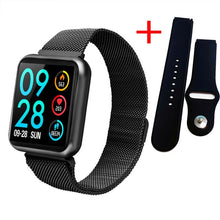 Load image into Gallery viewer, Original P70 Smart Watch Bracelet With Blood Pressure Heart Rate Monitor Pedometer Fitness Tracker Smartwatch for IOS Android