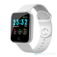 Load image into Gallery viewer, Fashion HD smart watch children waterproof bluetooth smartwatch girls baby watches kids Bracelet heart rate monitor smart band