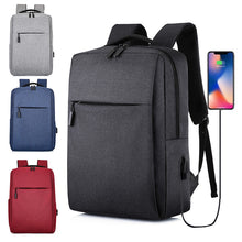 Load image into Gallery viewer, 2020 New Laptop Usb Backpack School Bag Rucksack Anti Theft Men Backbag Travel Daypacks Male Leisure Backpack Mochila Women Gril