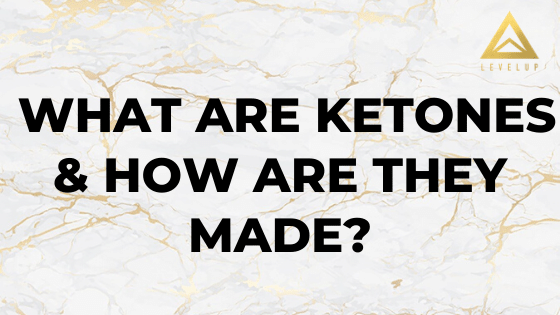 What Are Ketones  &  How Are They Made?