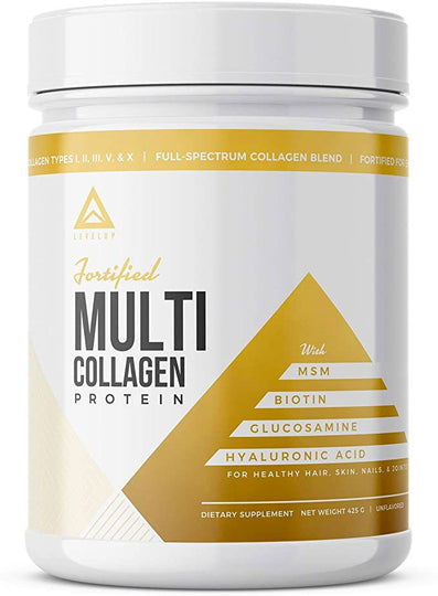 Fortified Multi-Collagen Protein