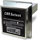 Residential/Commercial HVAC Contaminant Reduction - Ductwork Series