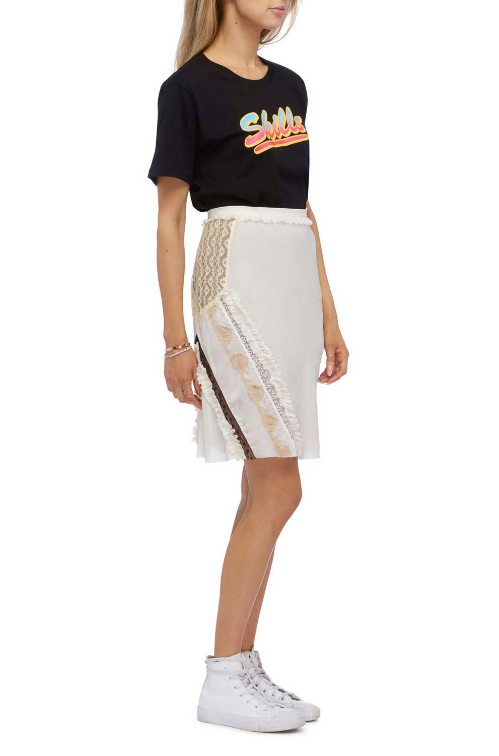 slippery fever skirt