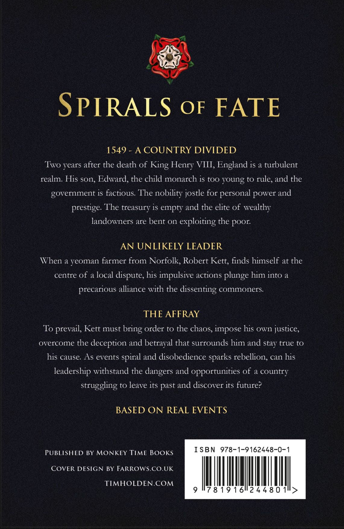 Spirals of Fate