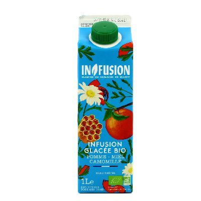 Infusion Pomme Camomille 1L