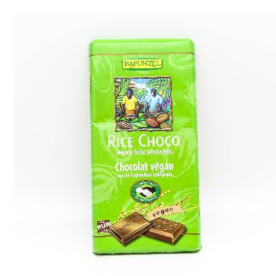 Chocolats Vegan Rice Milk 100G