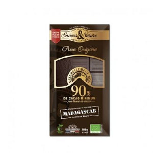 Tablette 90% Madagascar 100G