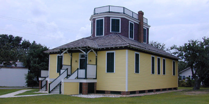 History of The Hatteras Weather Bureau Station