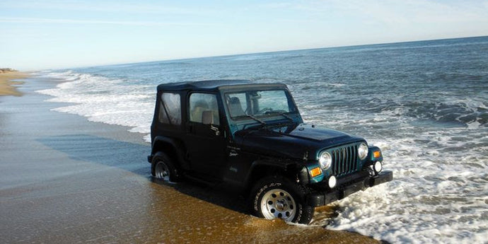 Outer Banks Guide to Off Road Driving Vehicles