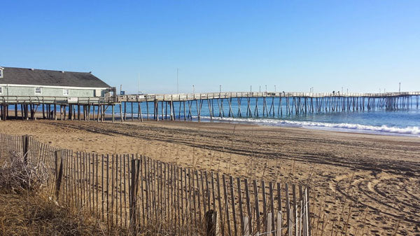 Avalon Fishing Pier in Kill Devil Hills, NC