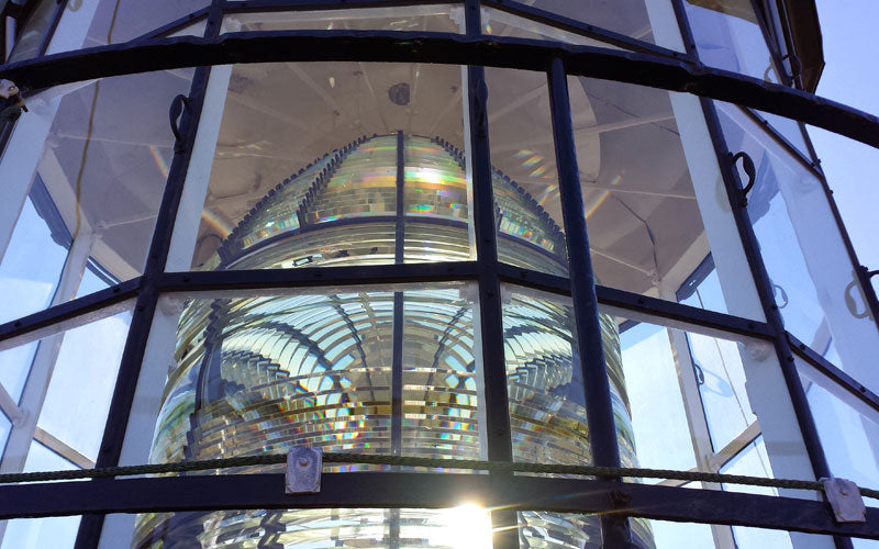 Bodie Island Lighthouse First Order Lens