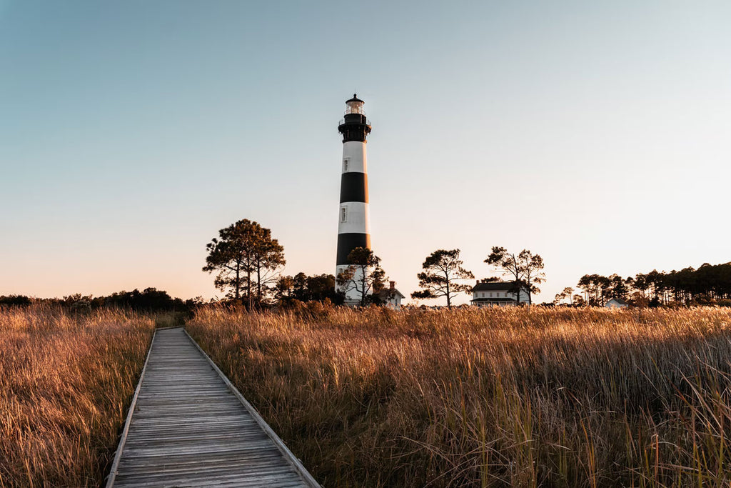 Bodie Island Lighthouse Outer Banks NC Photo Nags Head