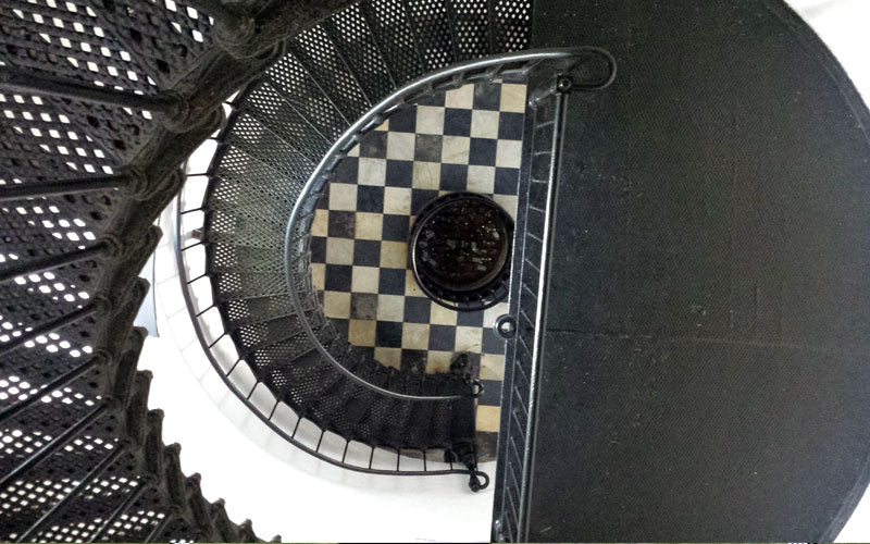 Bodie Island Lighthouse Spiral Staircase