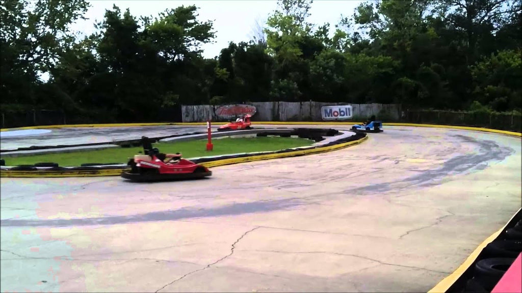 Colington Speedway Kill Devil Hills NC Go Carts