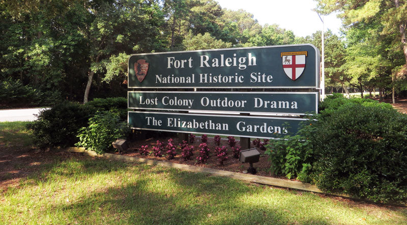 Fort Raleigh National Historical Site Manteo, NC