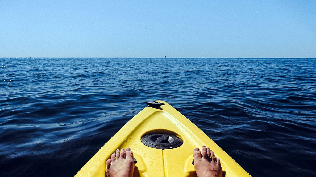 Kayak Outer Banks NC Vacation Things to Do