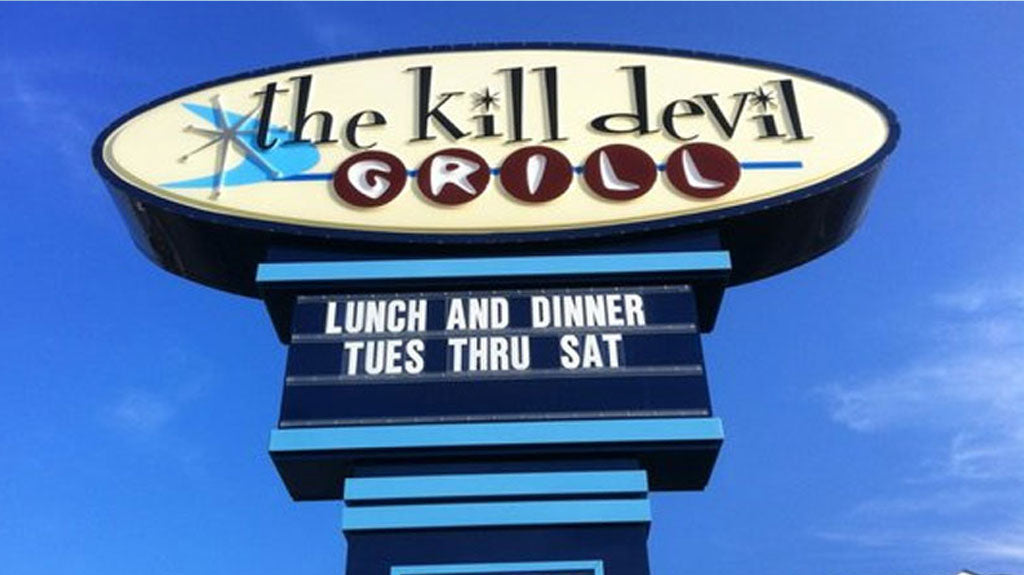 Kill Devil Grill Restaurant Outer Banks NC