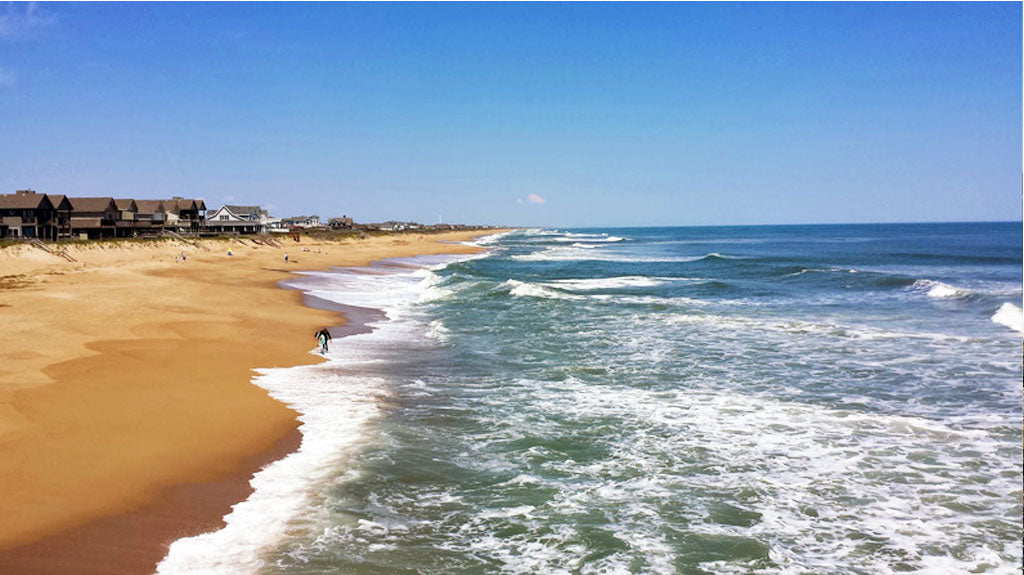 Kitty Hawk, NC Beach Outer Banks Vacation Destination