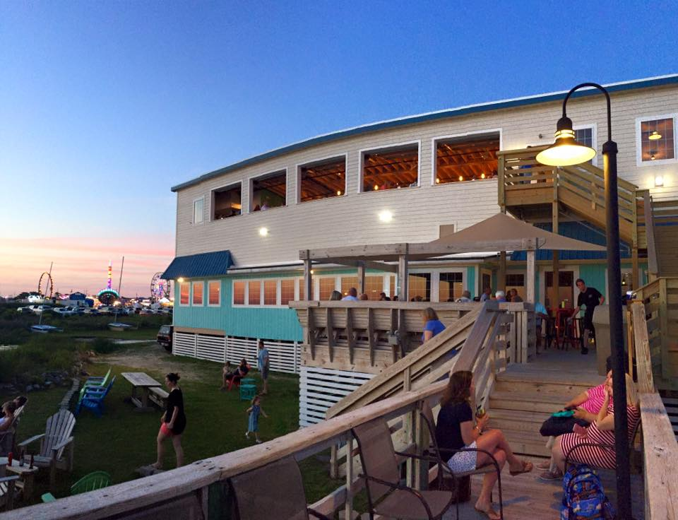 Miller's Waterfront Restaurant in Nags Head, NC