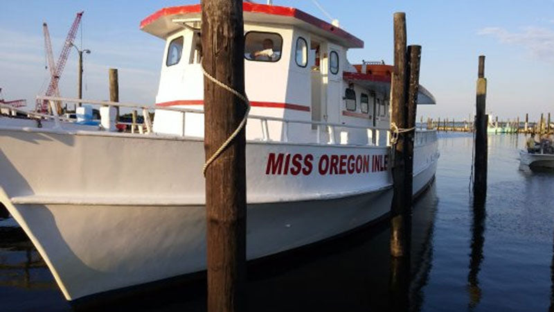 Miss Oregon Inlet Fishing Charter Outer Banks NC