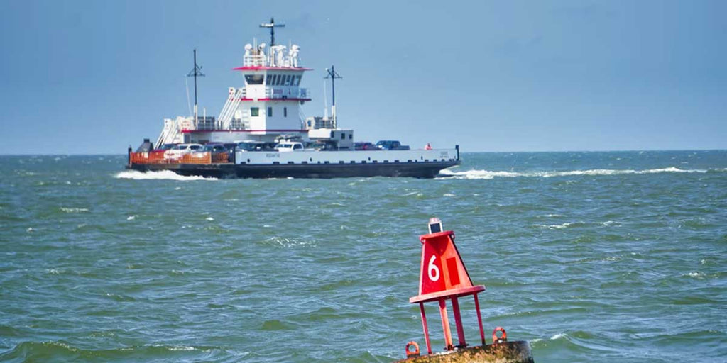Ocracoke Island Ferry Outer Banks NC
