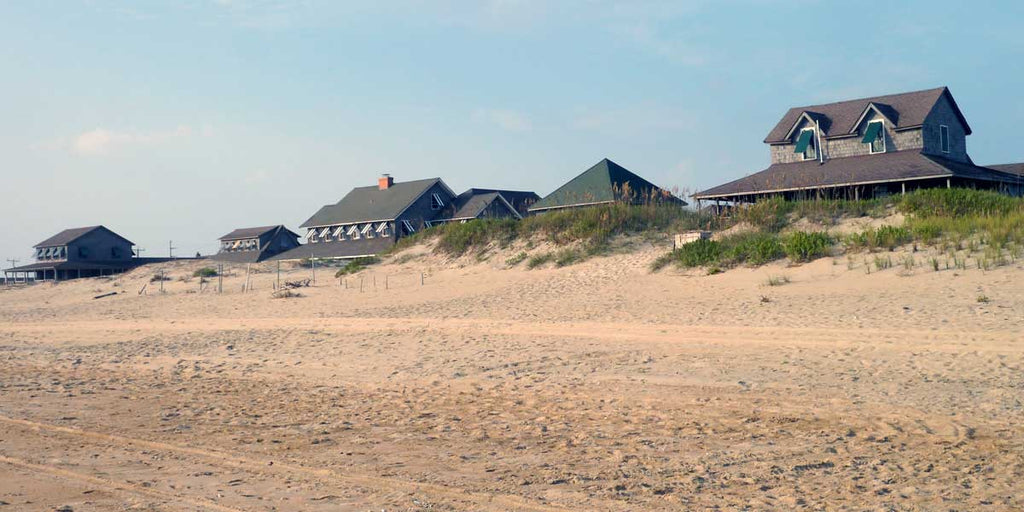 Old Nags Head NC Oceanfront Homes