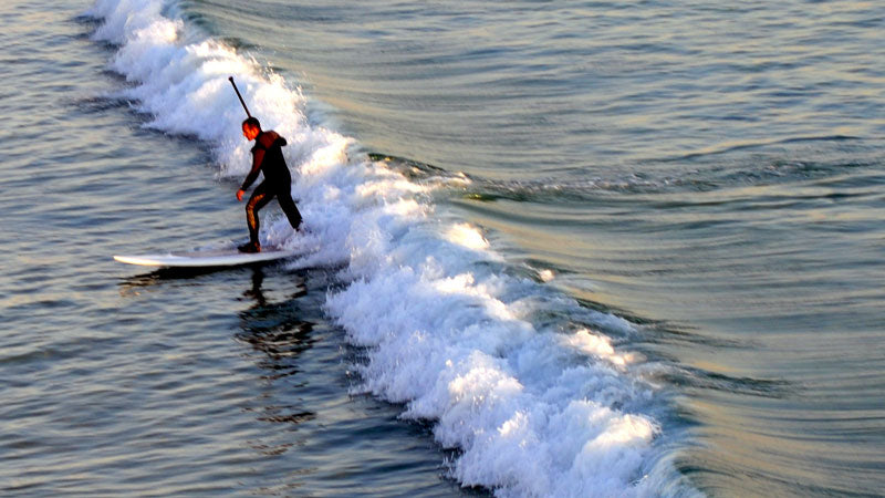 Stand Up Paddleboarding Outer Banks NC