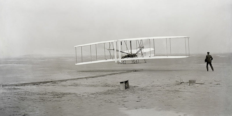 Wright Brothers Kitty Hawk NC Flying Machine Outer Banks