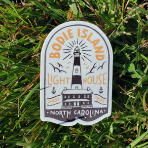 Bodie Island Lighthouse Sticker
