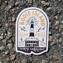Load image into Gallery viewer, Bodie Island Lighthouse Sticker