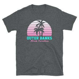 Outer Banks Vintage Half Circle T Shirt