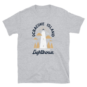 Ocracoke Island Lighthouse T Shirt