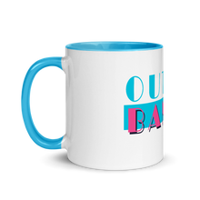 Load image into Gallery viewer, Outer Banks Mug with Color Inside