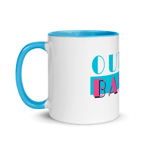 Outer Banks Mug with Color Inside