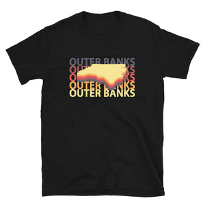 Outer Banks Fire Repeat T Shirt